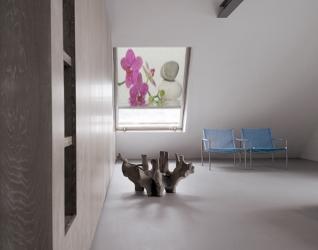 ihr personalisiertes rollo mit motiv. Black Bedroom Furniture Sets. Home Design Ideas
