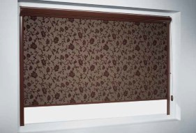 minirollo. Black Bedroom Furniture Sets. Home Design Ideas